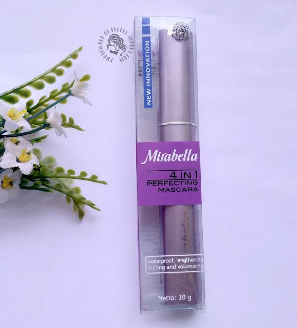 Mirabella Cosmetics. mirabella mascara, mascara, pretty-moody.com