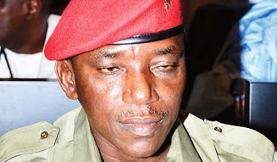 The Funds 'Spended' Were Properly 'Spended' - Sports Minister, Solomon Dalung Says