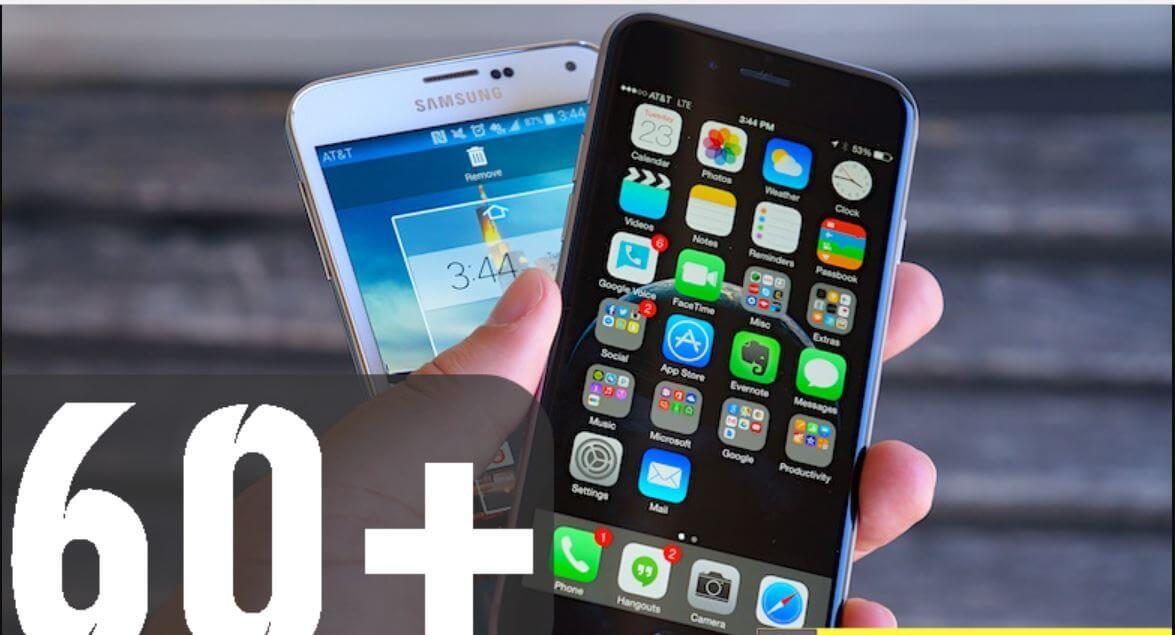 زیاتر له 60 وێنه بۆ سهر شاشهی مۆبایلهكهت زۆر جوان و نایابه!