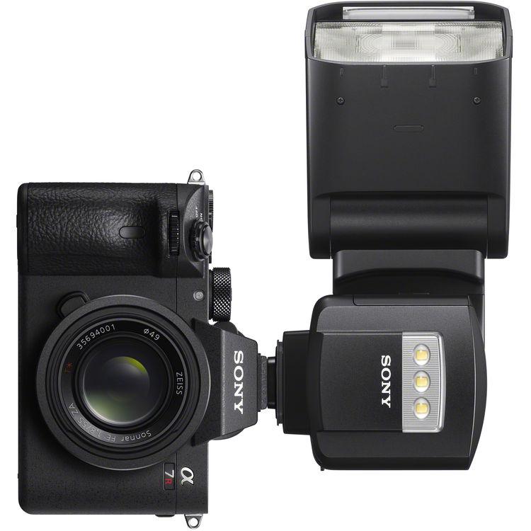 Вспышка Sony HVL-F60RM на камере