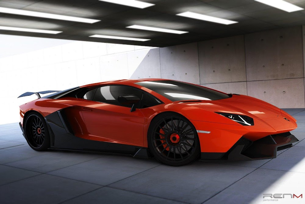 Lamborghini Limited Edition Corsa by RENM
