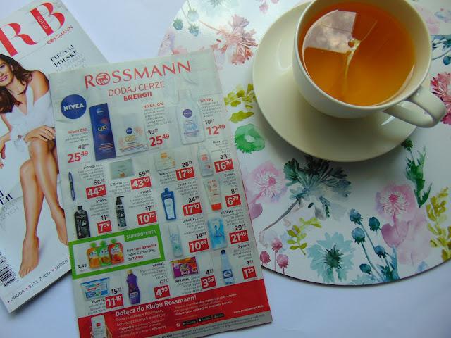 Ciekawe promocje w gazetce ROSSMANN
