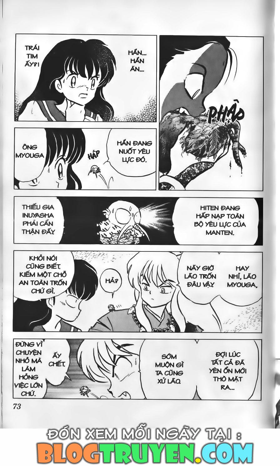 Inuyasha vol 04.4 trang 16