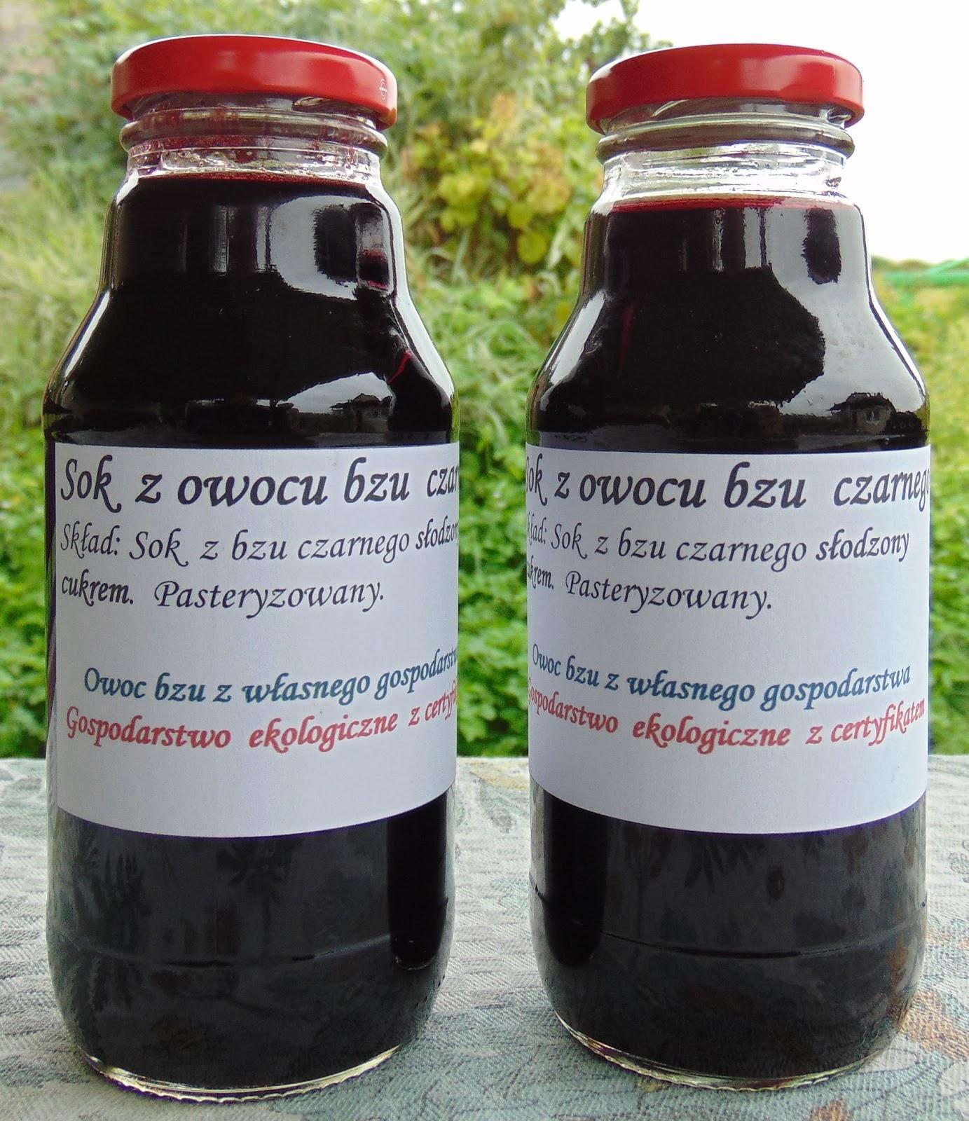 CZARNY BEZ na PRZEZIĘBIENIE: herbata i sok z czarnego bzu - sunela.eu