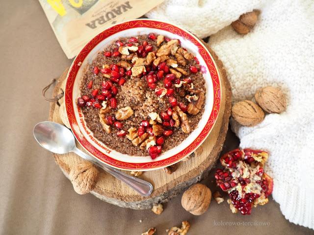 quinoa na mleku
