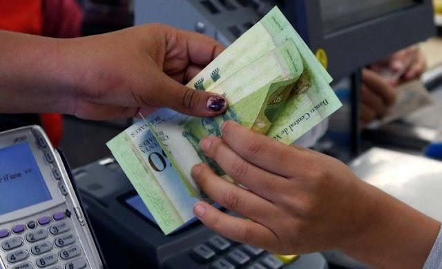 Régimen ordenó eliminar el avance de dinero en efectivo