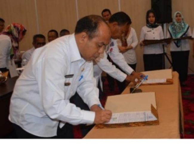 Upaya Turunkan TFR, KKBPK Lampung Gelar FSPPA Bidang Kesekretariatan