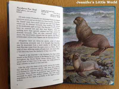 Ladybird book Sea and Air Mammals