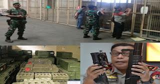 TNI Amankan Senjata Impor di Bandara, Begini Penjelasan Kadiv Humas Mabes Polri