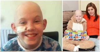 Ρίγη συγκίνησης: 9χρονο παιδί θεραπεύτηκε Από καρκίνο και κάνει τον «γύρο του θριάμβου»