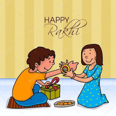Rakshabandhan viral wishing script