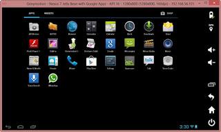 Kumpulan Emulator Android untuk PC Terbaik Gratis Terbaru