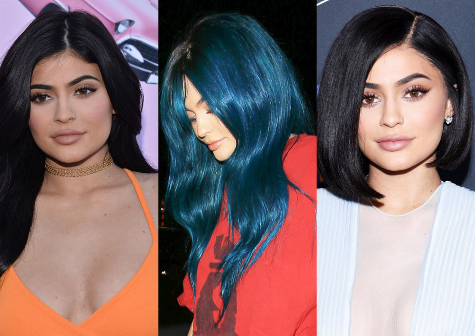 Kylie Jenner's hair for you to get inspired