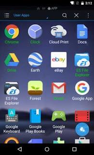 ES File Explorer Pro v1.0.8 Apk Terbaru