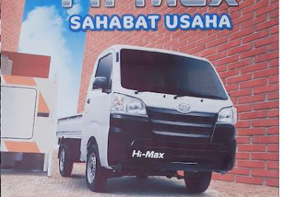 Harga Promo Daihatsu Hi-Max di Medan November 2016