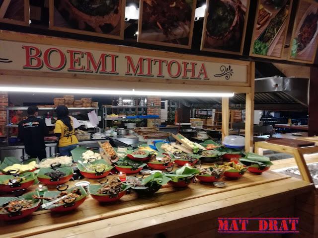 Tempat Makan Murah dan Sedap Di Bandung