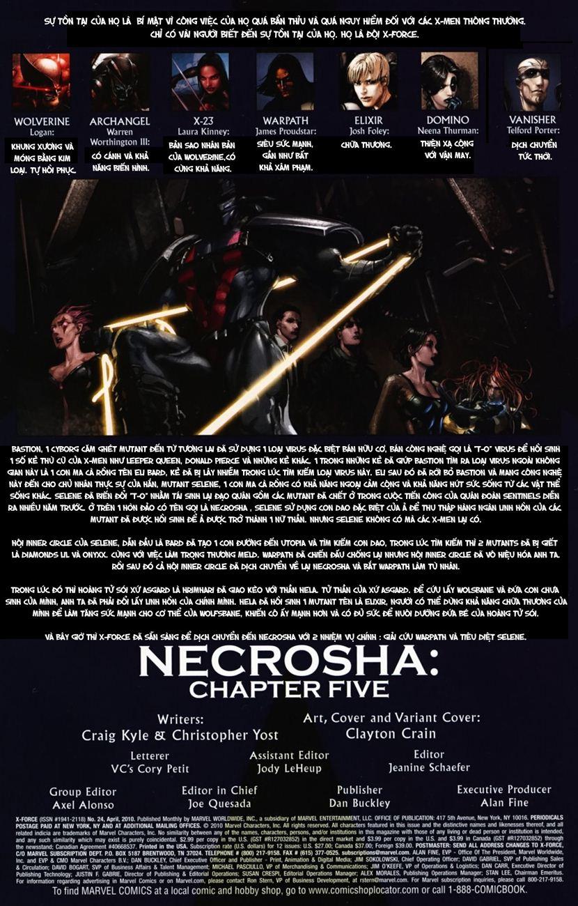 X-Men Necrosha chap 11 trang 2