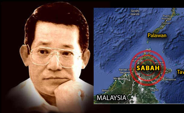 philippine claim to sabah A malaysian official on friday claimed that the payment being given to the   sabah and sarawak states of malaysia, and some parts of the sulu.
