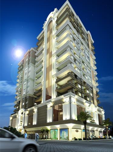 ref: V812 - Magnifique Imperiale - Apartamento 4 suítes - Frente Mar e Avenida - Meia Praia - Itapema/SC