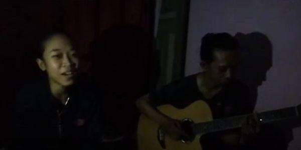 suara merdu malam mingguan vokalis grup band