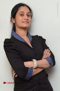 Telugu Actress Priyanka Pallavi Stills in Micro Mini Skirt at Nenosthaa Movie Song Launch at Radio City  0001.JPG