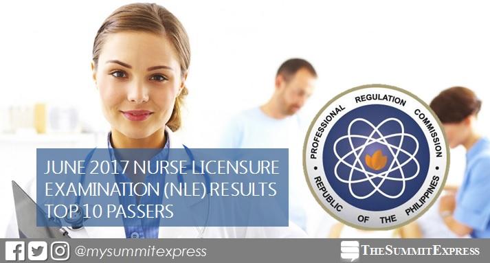 WVSU - La Paz grad tops June 2017 NLE Nursing board exam