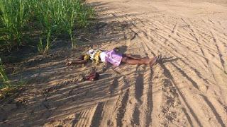 Corpo de homem morto com tiro na cabeça é encontrado na Grande João Pessoa