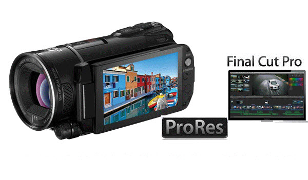 Easy Solution to Convert and Import Canon VIXIA HF AVCHD MTS to iMovie