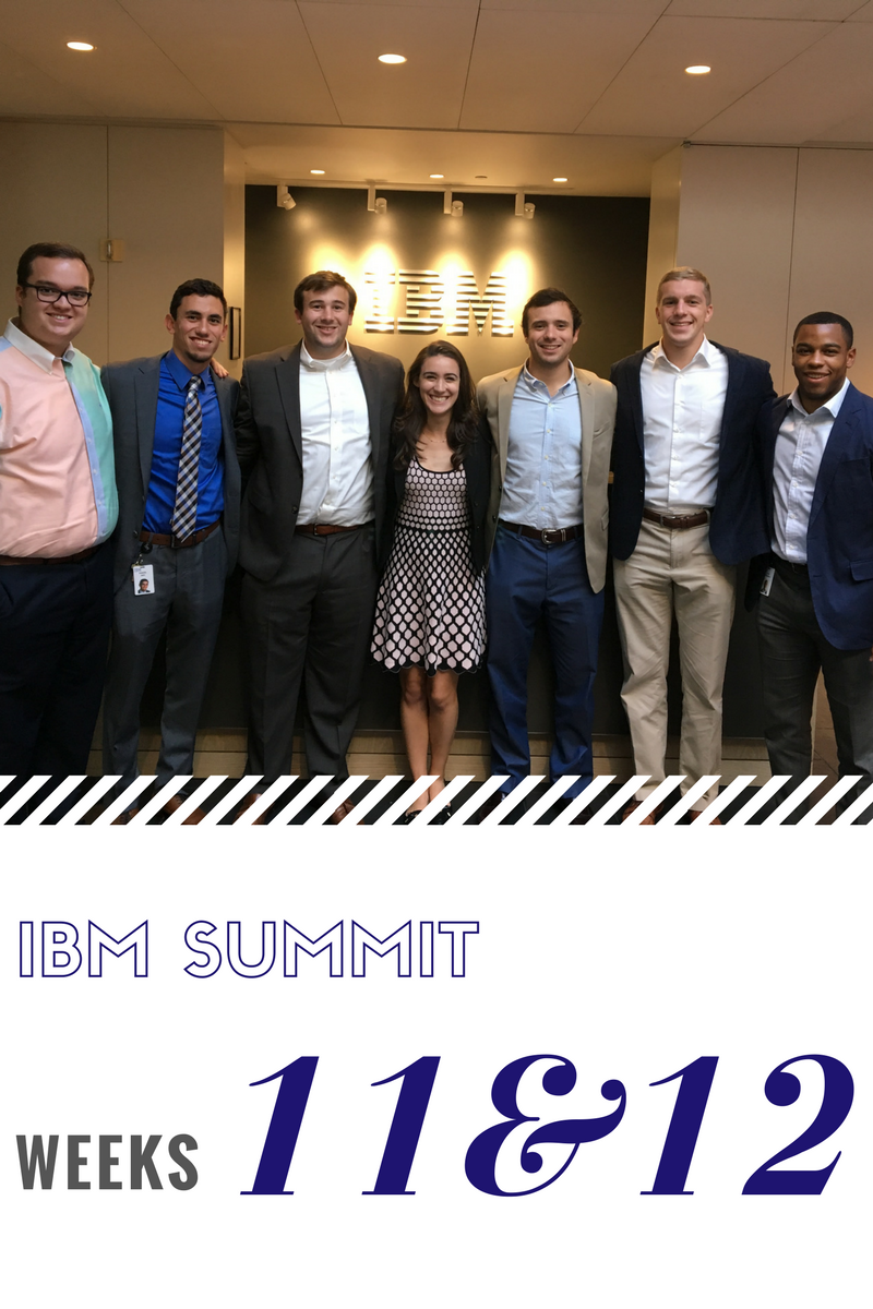 Click to read now or pin to save for later! Find out about the second round of sales role plays and visiting more offices in Manhattan in the IBM Summit program!
