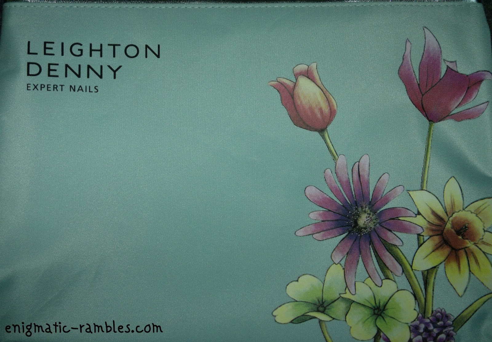 Leighton-Denny-Inspired-By-Nature-Spring-Floral-QVC-TSV-March-2015-Cosmetics-Bag