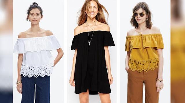 Fashion Wanita Zaman Now yang Nggak Banget