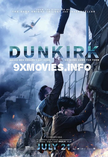 Dunkirk 2017 English Bluray Movie Download