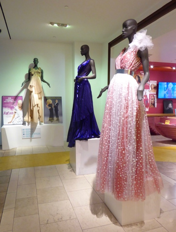 RuPauls Drag Race judging gowns