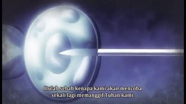 Vatican Kiseki Chousakan Episode 04 Subtitle Indonesia