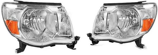 Headlights Aiming, headlight adjustment or Alignment.