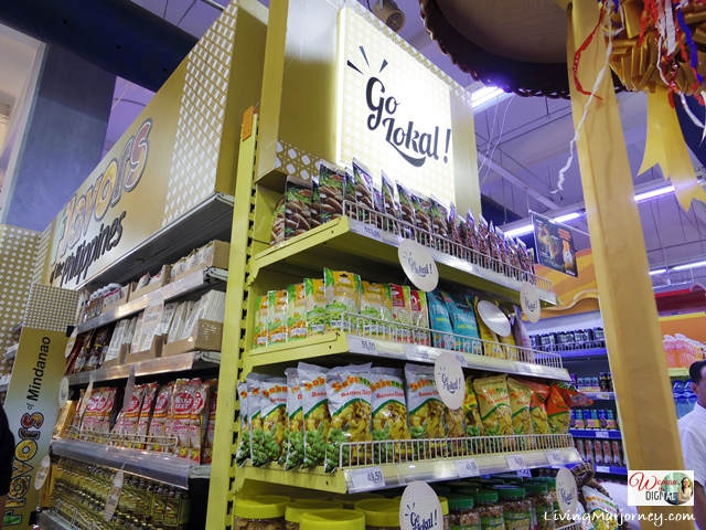 'Go Lokal!' Products Now Available in all Shopwise