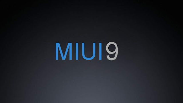Xiaomi MIUI9