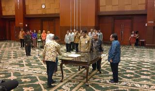 Menkeu Lantik Ekka Sebagai Kepala Kantor Wilayah DJKN Aceh