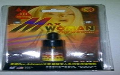 Obat Perangsang Wanita Max Women Cair