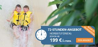 Sunparks 72 Stunden Angebot
