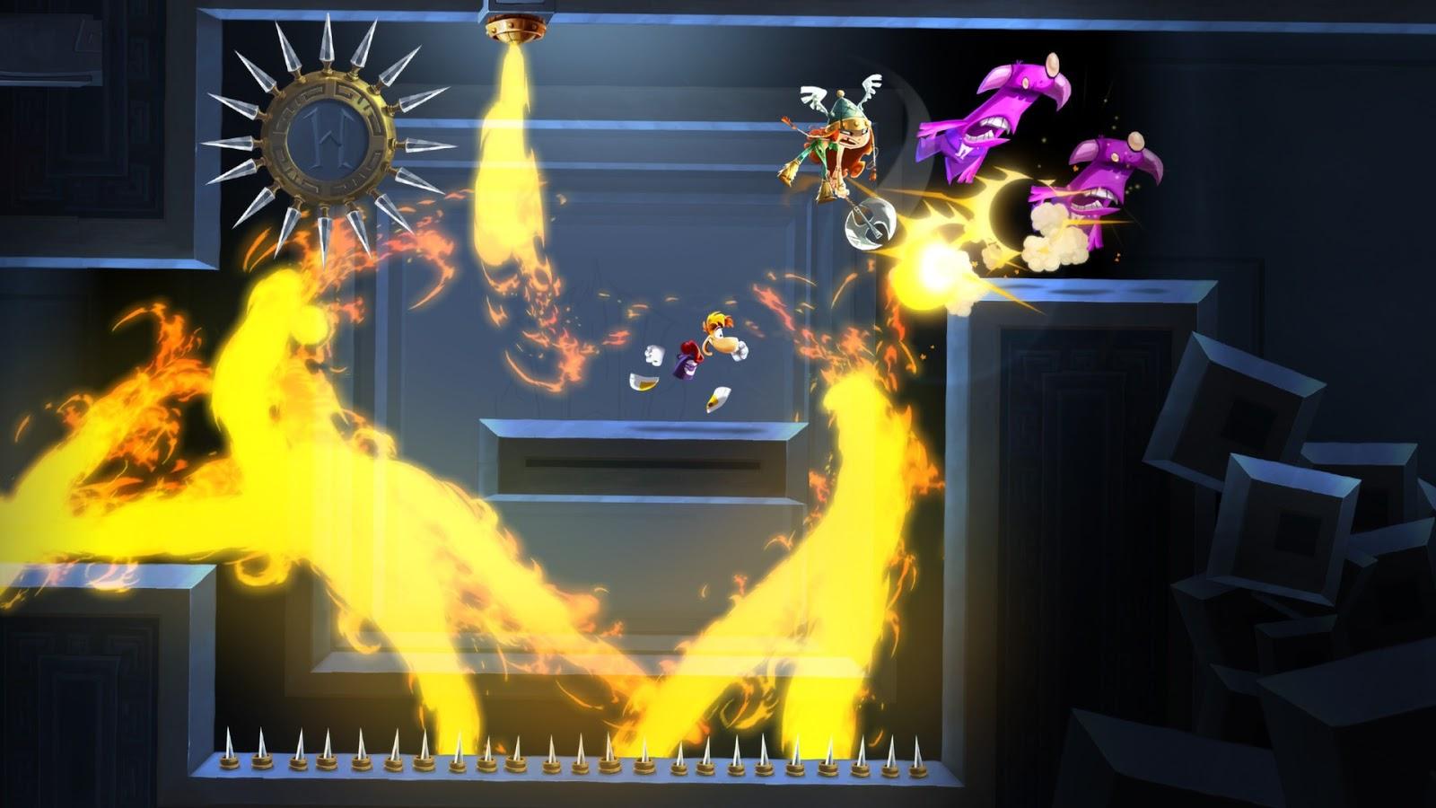 Rayman Legends ESPAÑOL PC Descargar Full (PROPHET) + REPACK 1 DVD5 (JPW) 3