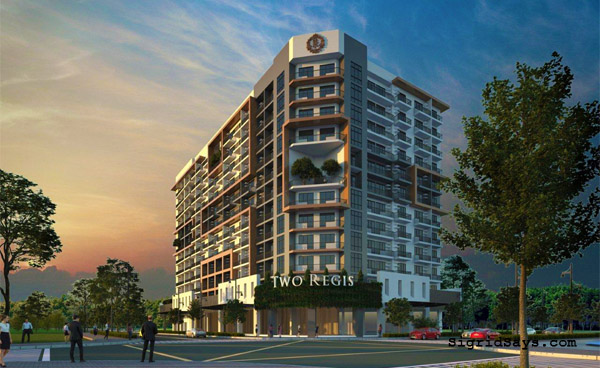 The Upper East - Two Regis - Bacolod real estate - Bacolod condominium - Bacolod blogger