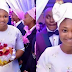 See This Viral Picture Of A Nigerian Bride Who Showed Up Without Makeup For Her Wedding (Photos)