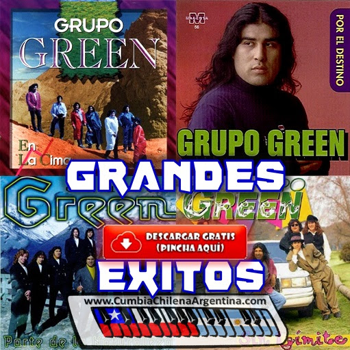Grupo Green grandes exitos