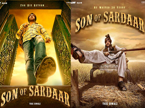 Free Download Latest Hindi Songs : Son of Sardar 2012