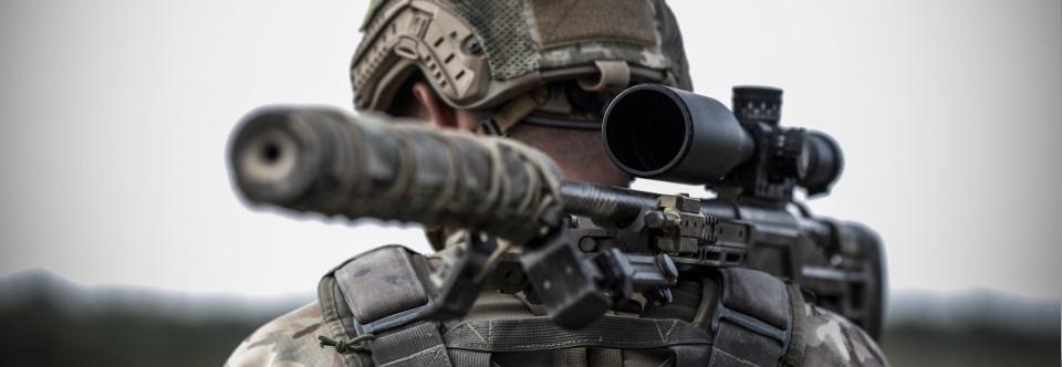 РЕКРУТ.ЮА: Відбір у школу снайперів (Серія #1)