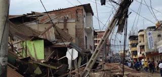 Ecuador y Japón víctimas por terremoto oraciones pide El Papa Francisco