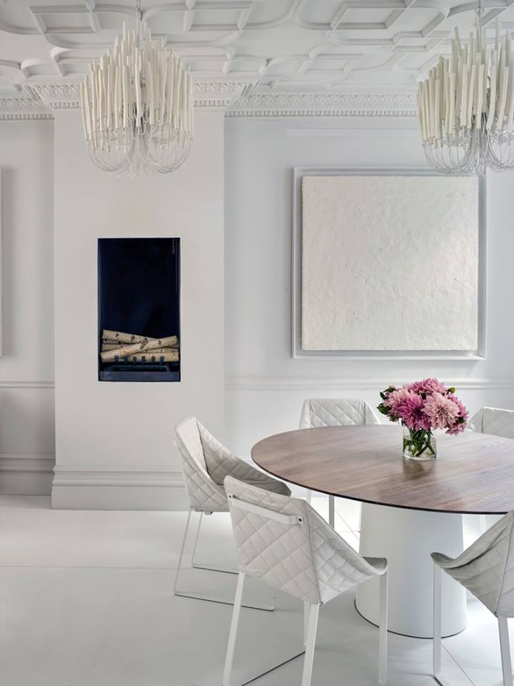 30 Luxury Italian Dining & Living Room Tables In American ...