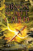 Visitors by Orson Scott Card book cover and review