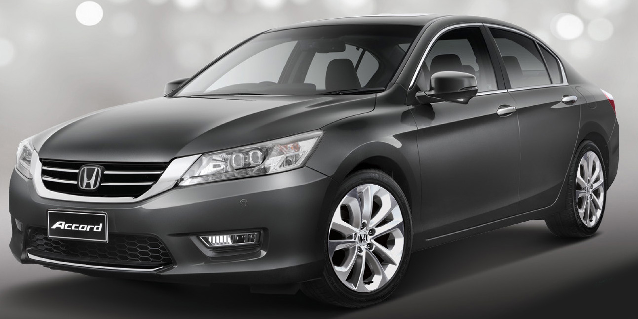 Honda Introduces New Accord 2013 In Pakistan Pakistan Live News